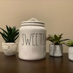 New Rae Dunn SWEETS Canister 🍪 🍬